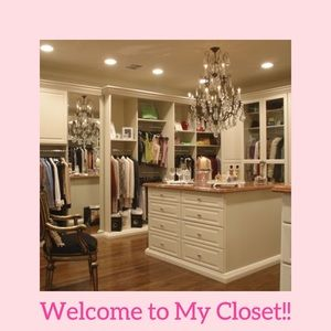 🎀🎀 Welcome to my closet!! Make an offer!! 🎀🎀